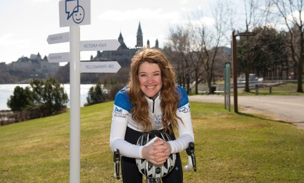 BELL CANADA - Clara's Big Ride for Bell Let's Talk: