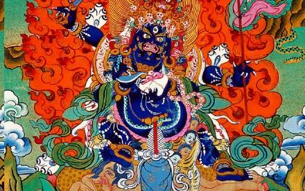 MEDITATION mahakala