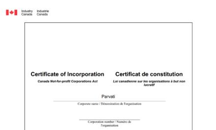 certificate-parvati