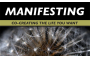 Manifesting booklet cover