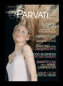 Parvati Magazine August 2015 Dance Movement Action