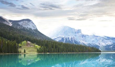 bigstock-lake-in-canada-13850672