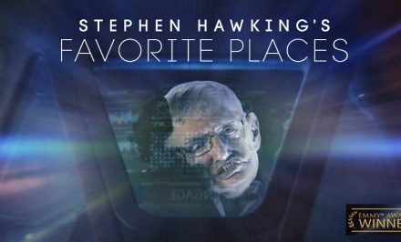 Stephen Hawking's Favorite Places