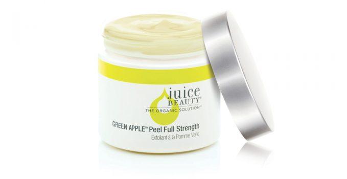 Juice Beauty review Green Apple Peel