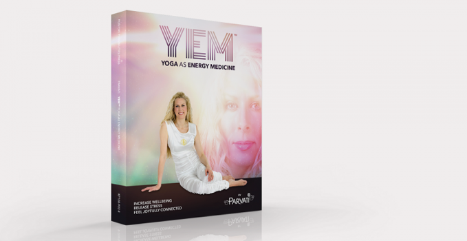 YEM-Yoga as Energy Medicine by Parvati