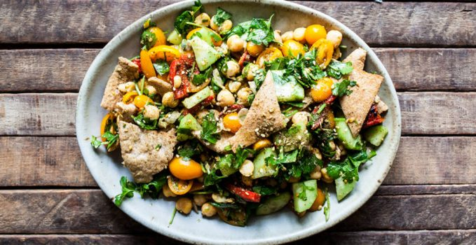 Nutrition_The Full Helping-Falafel-Fattoush