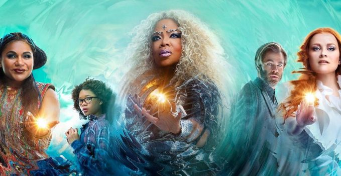 Moive Review-A Wrinkle in Time