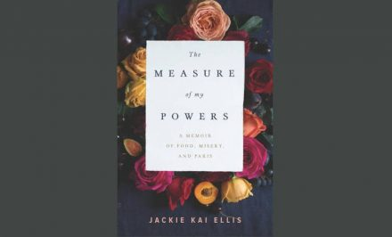 cover, The Measure of My Powers, Jackie Kai Ellis