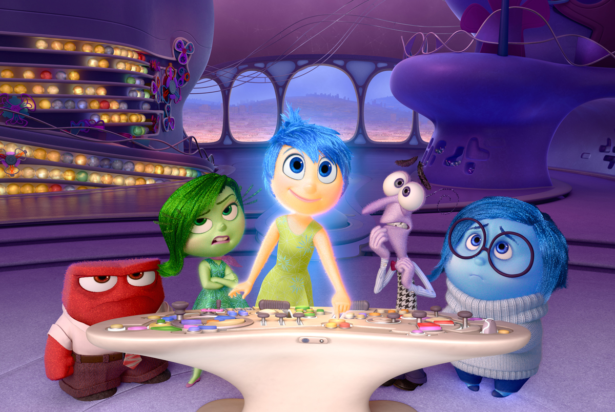 Inside Out movie image