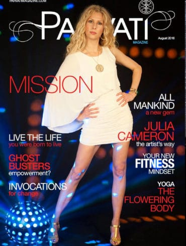Parvati Magazine August 2016: Mission-cover