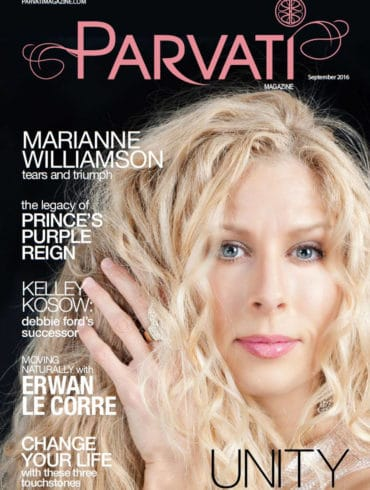 Parvati Magazine September 2016: Unity -cover