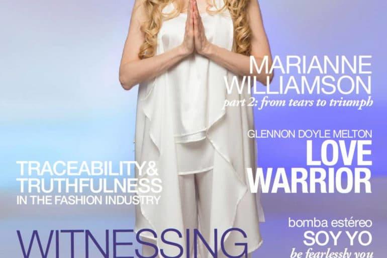 Parvati Magazine October 2016: Witnessing-cover