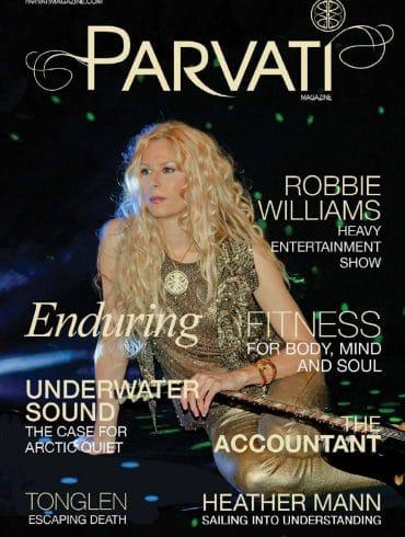 Parvati Magazine December 2016 - Enduring - cover