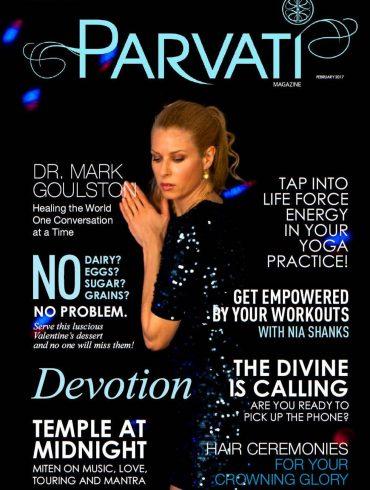 Parvati Magazine February 2017-Devotion-cover