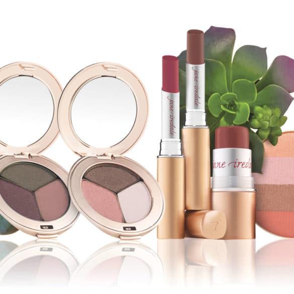 Jane Iredale, natural makeup, mineral makeup