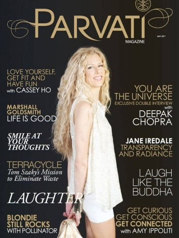 Parvati Magazine May 2017-Laughter-cover