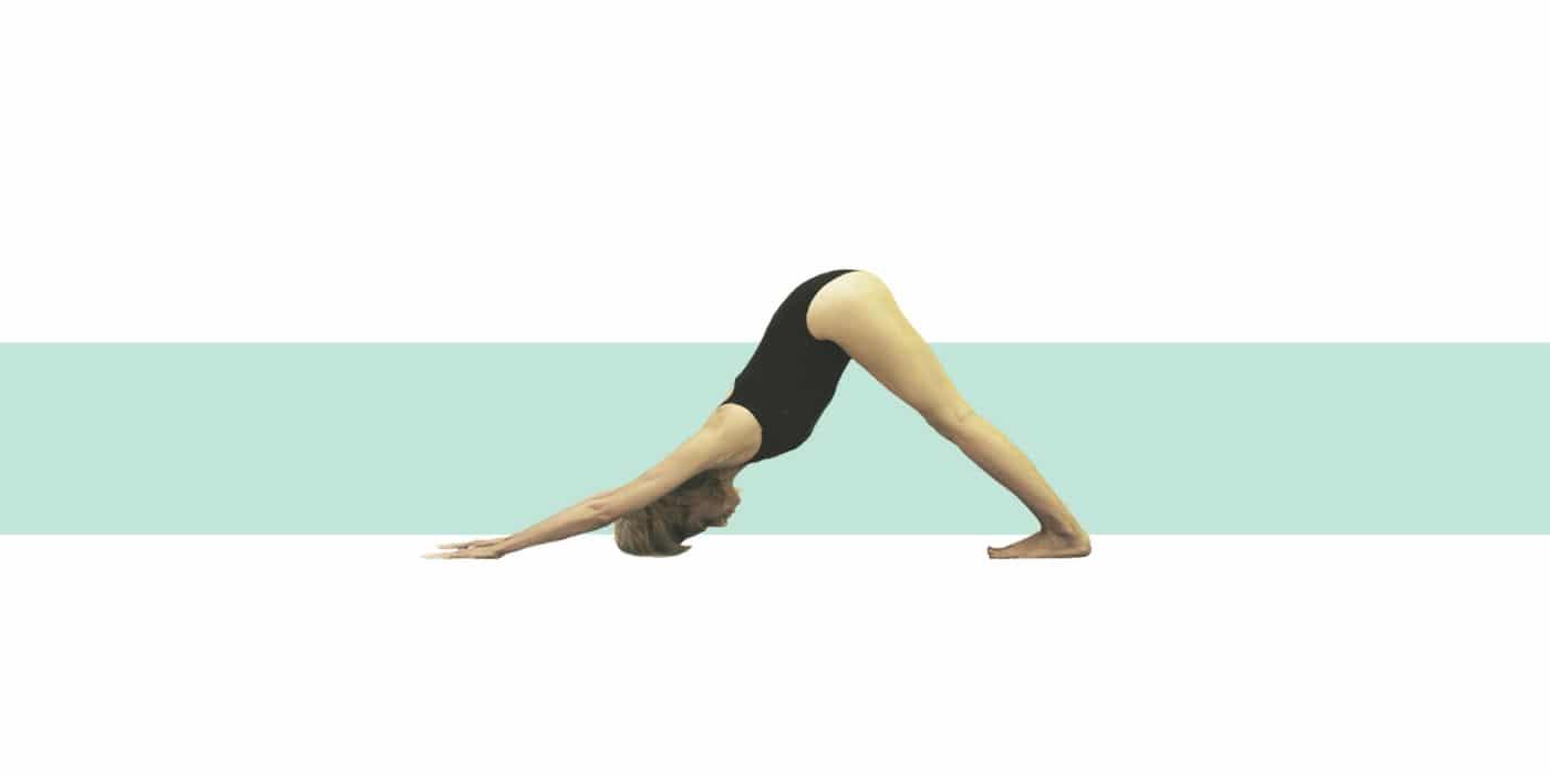 downward dog, yoga energy music