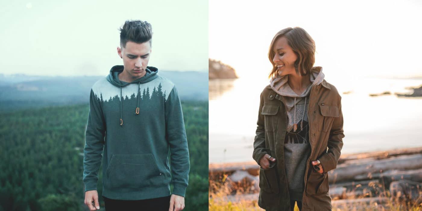 Tetntree, eco-fashion, green fashion, Derrick Emsley