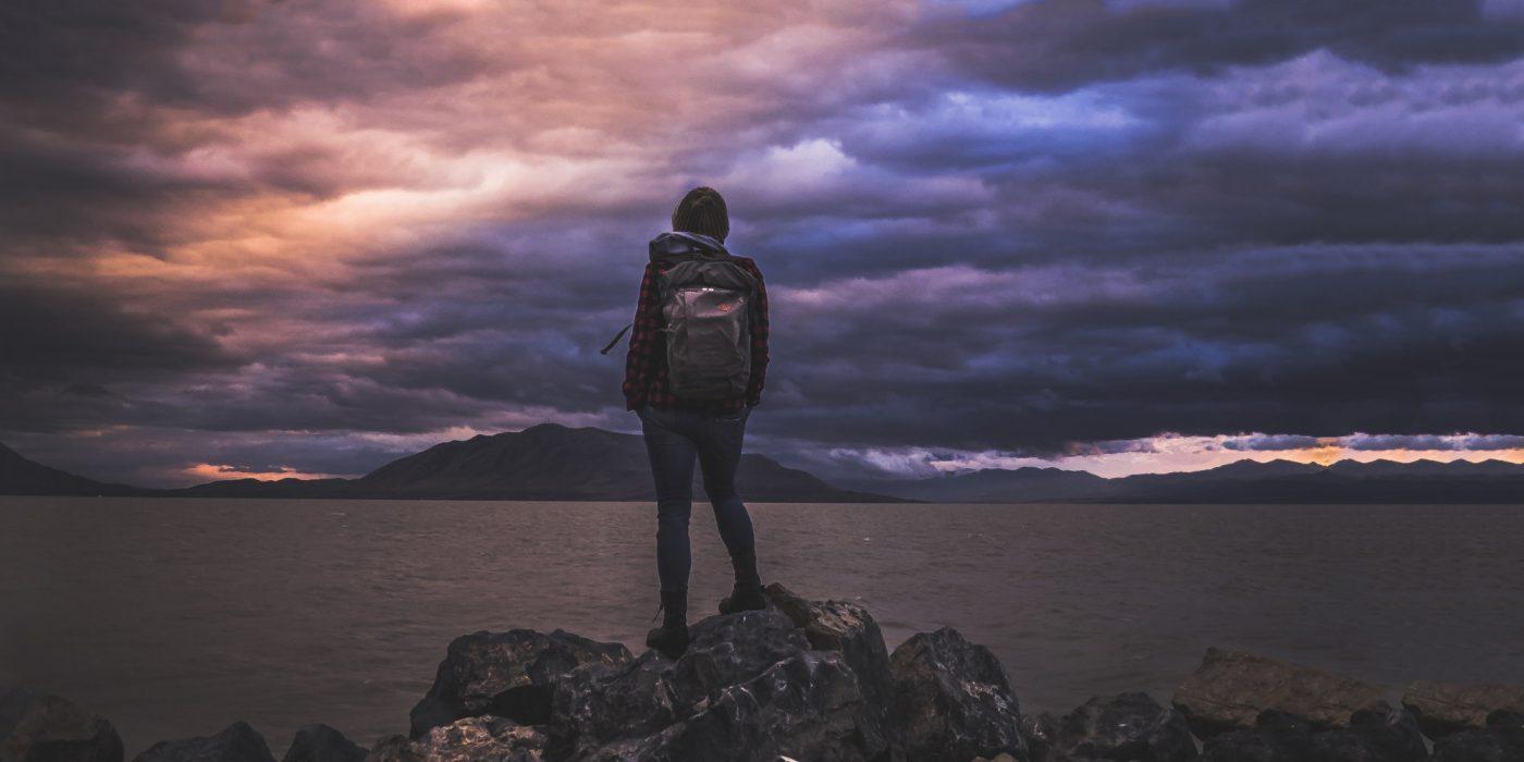 three steps, meditation