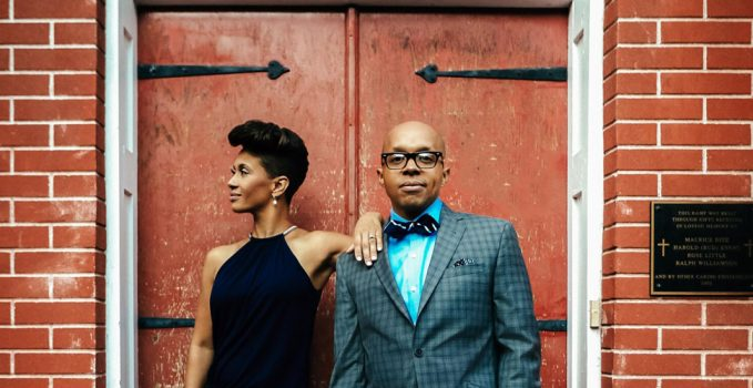 Marcus & Jean Baylor - Jazz and R&B musicians