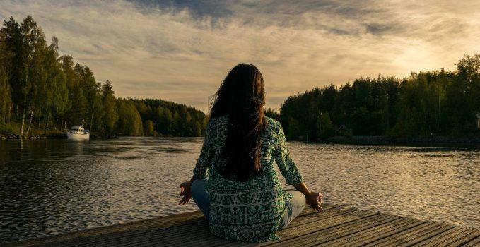 Meditation-Luminous Space Within-Parvati-Devi