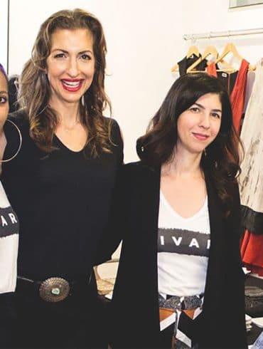 Parvati Magazine February 2018 Fashion Livari