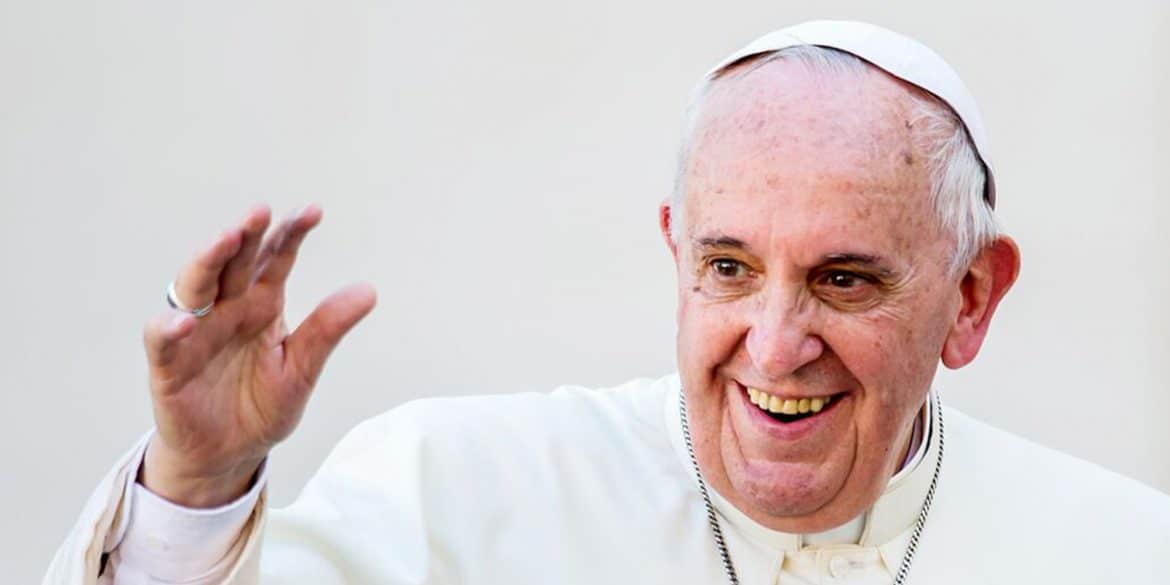 Happiness, pope francis