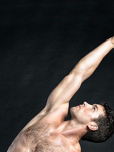 Man Flow Yoga, Dean Pohlman