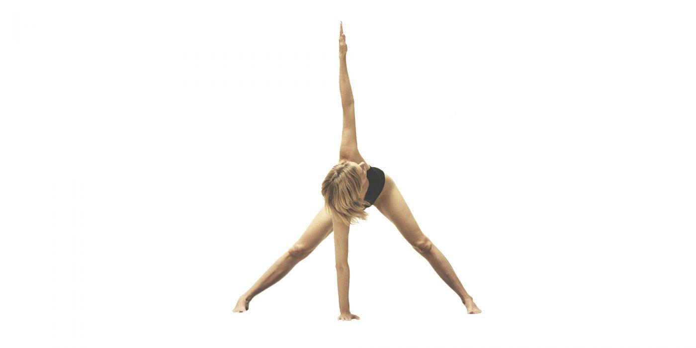 YEM, Yoga as Energy Medicine, standing twist