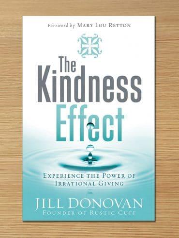 kindness effect, jill donovan, books