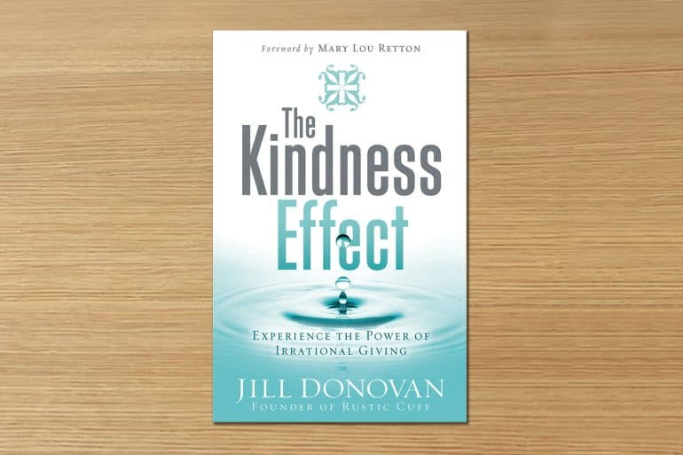 kindness effect, jill donovan, books