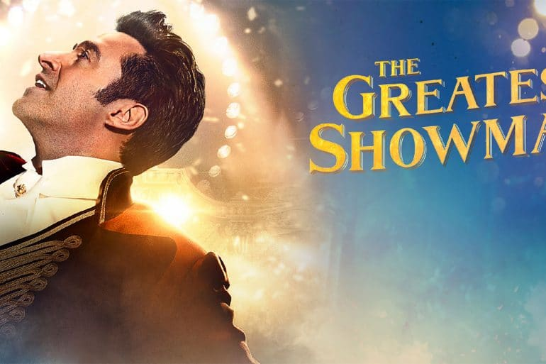 greatest showman, film, movie