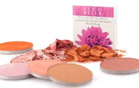 organic beauty products from Ecco-Bella