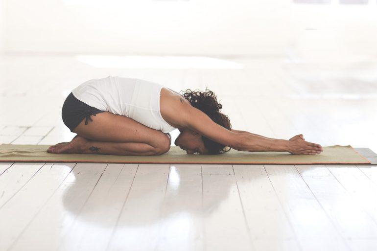 Chelsea Jackson, yoga for teens