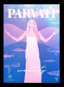 Parvati Magazine June/July 2018 - Creativity