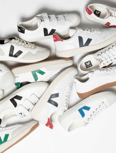 Veja fashion, sustainable fashion, fair trade sneakers