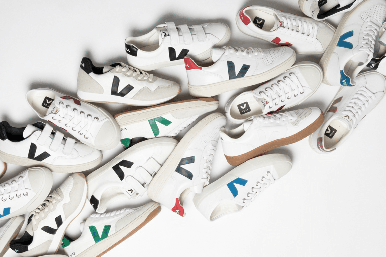 Veja fashion, sustainable fashion, fair trade sneakers