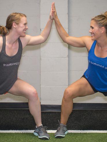 Fit Bottomed Girls, body positive, body-positive, Jennipher Walter, Kristen Seymour