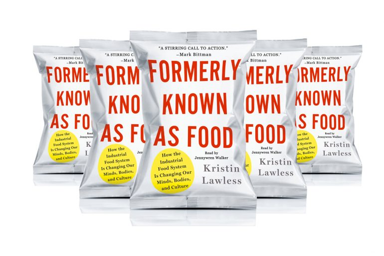 Formerly Known as Food, Kristin Lawless