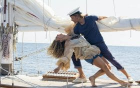 Mamma Mia! movie review, Amanda Seyfried movies