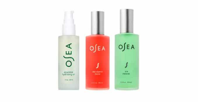 OSEA Malibu, natural skincare, seaweed skincare, vegan skincare