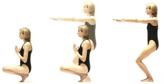 malasana pose, garland pose, balancing crouch, YEM, Yoga as Energy Medicine