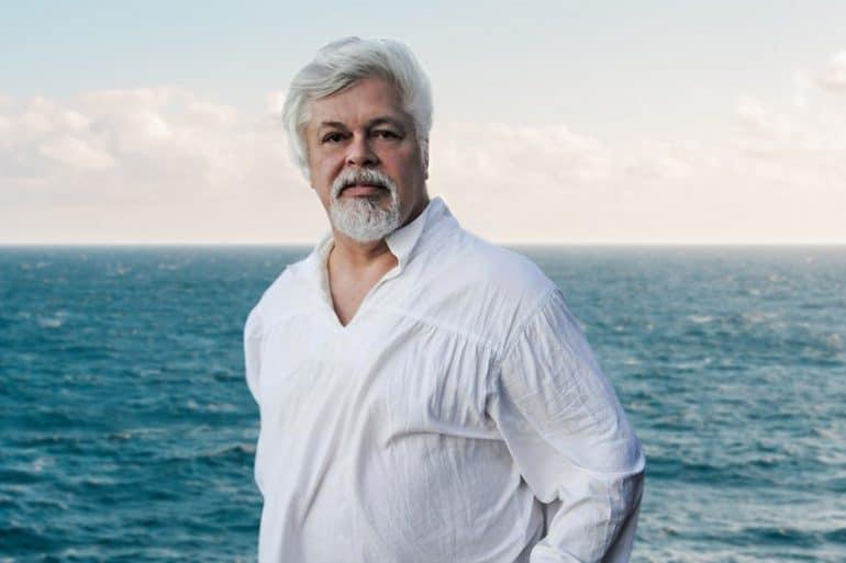 Captain Paul Watson, MAPS, Marine Arctic Peace Sanctuary