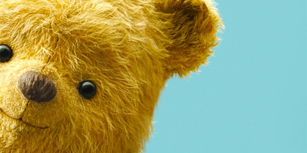 Christopher Robin movie review, winnie the pooh