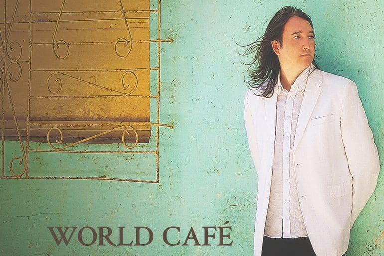 Ron Korb, Prince of Flutes, Asia Beauty, World Cafe