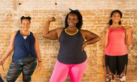 plus-sized fitness, plus size workouts, women's empowerment, body empowerment