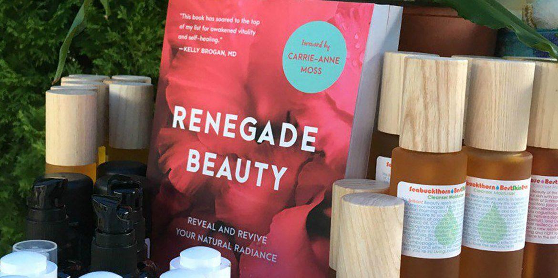 Living Libations, Renegade Beauty, Nadine Artemis, Ron Obadia