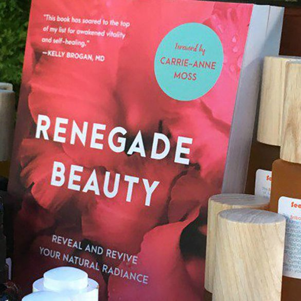 Living Libations, Renegade Beauty, Nadine Artemis, Ron Obadia