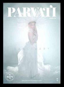 Parvati Magazine December 2018 - Sanctuary - cover