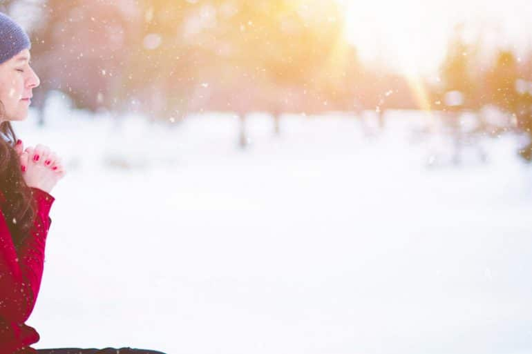 Parvati Magazine guided meditation by Parvati for the winter solstice and your best year yet